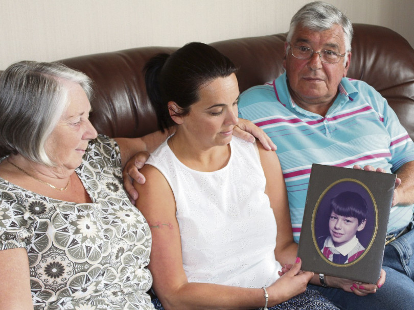 Mullins family fear release of their son's killer