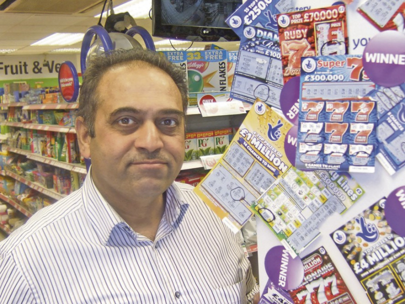 Big rise in footfall for Birstall store