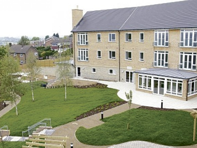 'Extra care' for couple in new complex