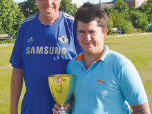 Further silverware as Codman pairs up to take second crown