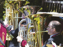 Earlsheaton family to star in national brass championship