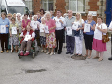 Petition launched to save Welfare Centre