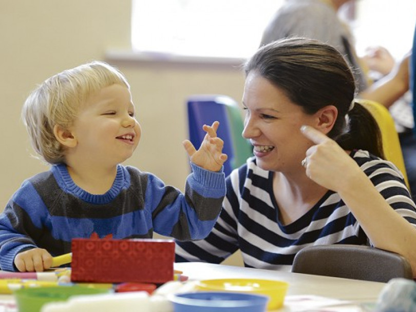 Help for parents of disabled children