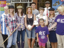 The Mill staff full of Yorkshire Day spirit