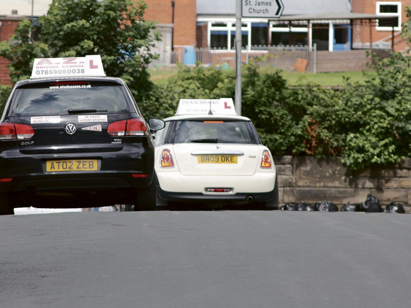 Driving instructor backs North Kirklees amid pass rate criticism