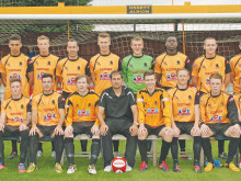 Ossett Albion boss hoping his side can surprise