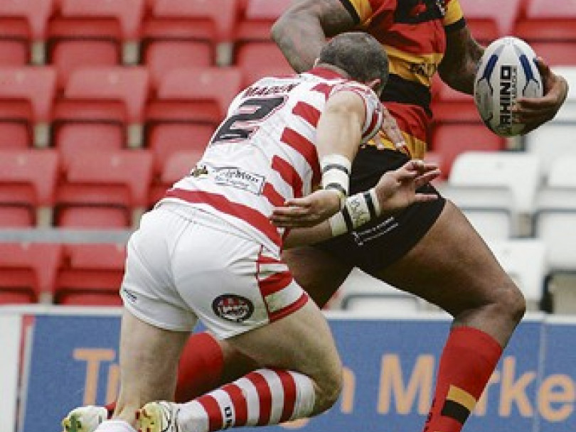 Rams battle back to stun title-chasing Centurions