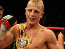 Gary Sykes agrees 'very acceptable' offer for British title fight