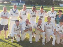 Hopton Mills seal Central Yorkshire League silverware