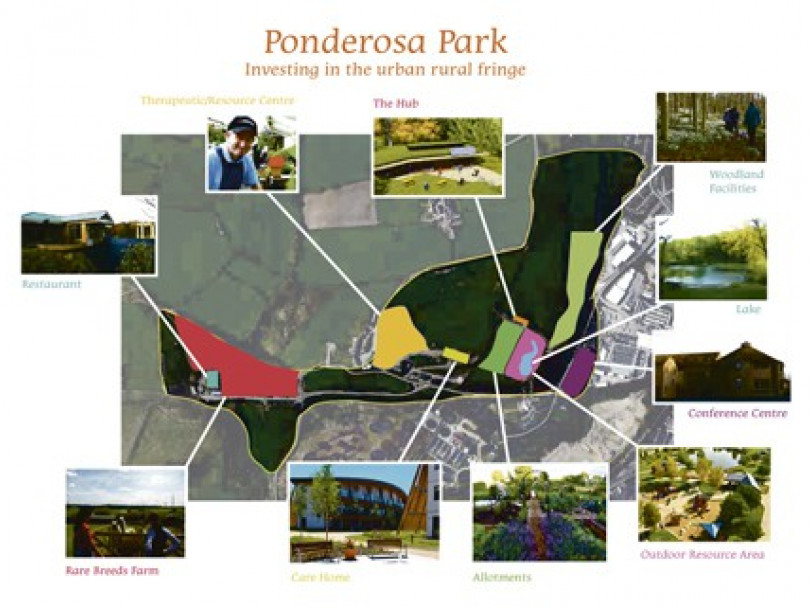 Ponderosa chief returns with £10m plan
