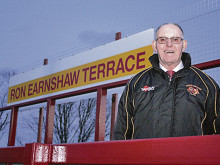 Tributes pour in for 'Mr Batley Bulldogs' Ron Earnshaw
