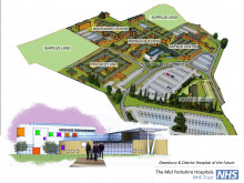 Hospital buildings sell-off plan revealed