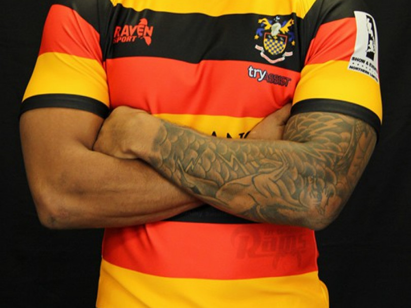 Dewsbury Rams watch World Cup stars closely