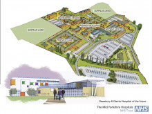 Hospital bosses unveil £20m investment plans – and building closures