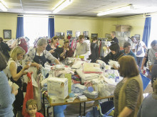 Grab a baby bargain at Hopton sale