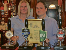 Birstall pub puts the real back in ale