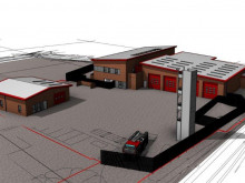 Plans for new fire station in Batley Carr unveiled