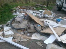 £3,000-plus bill for flytipping pair