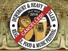 Beer festival cancellation blow
