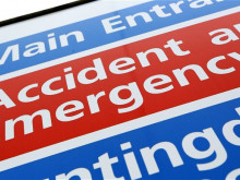 Emergency-only appeal for A&E visits
