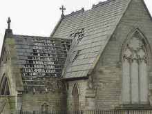 Dismay as cemetery chapels left to decay