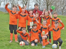 Overthorpe juniors celebrate first-ever win