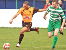 Ossett Town suffer play-off blow
