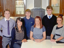 Kitchen firm to take on more young people