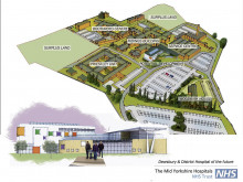 Trust promises to invest £20m in 'new' hospital