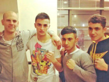 Boxers take clean sweep