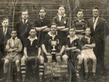 When Savile Town was a rugby power...
