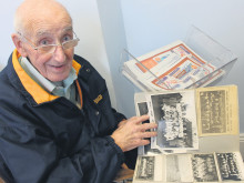 Rugby pic sparked memories for Edgar