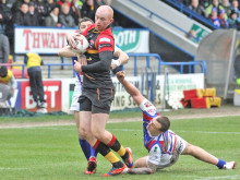 Rams pipped at the post as Lions roar