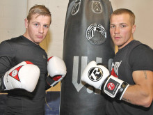 Sykes can handle hometown pressure, says trainer McGowan