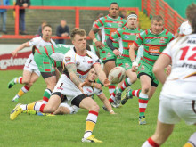 Rams up for Leigh challenge