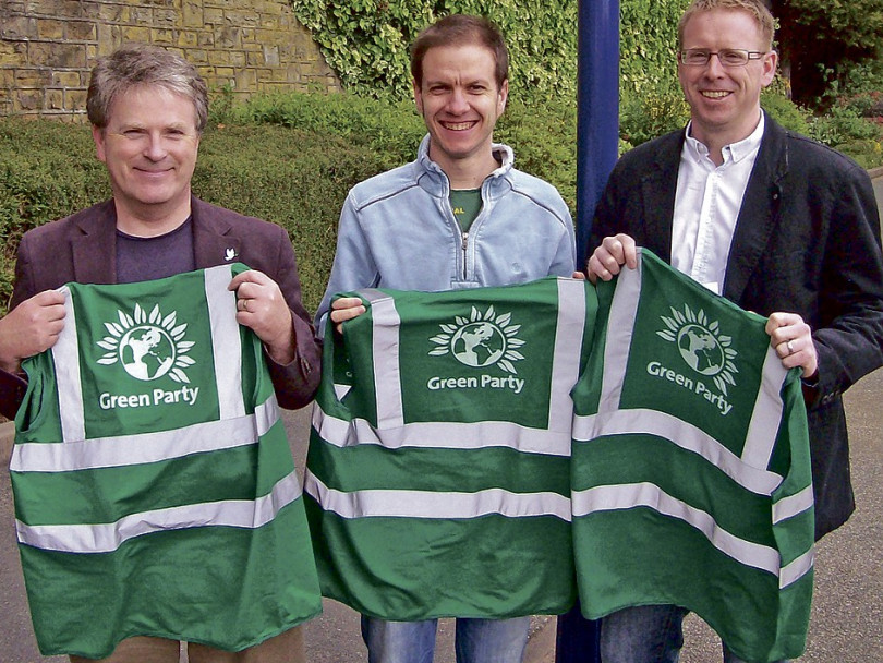 Green candidates refuse to back Tory pledge