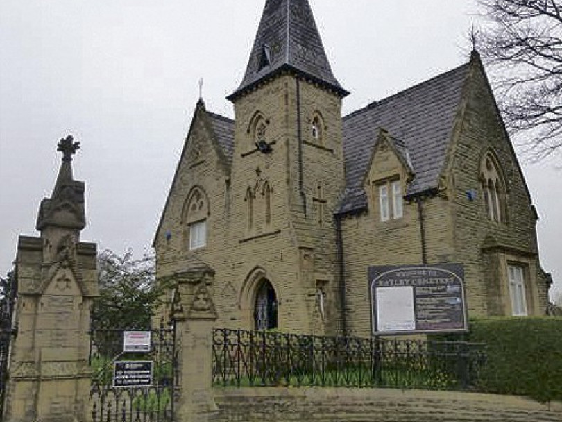 Long-term concern over cemetery lodge