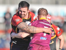 Rams see red as Leigh maintain unbeaten record