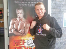 Sykes fully prepared for British Title bout