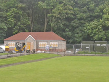 Delayed pavilion open for summer holidays