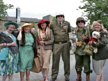 Vintage Day is a Batley classic