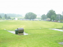 Cricket washout continues