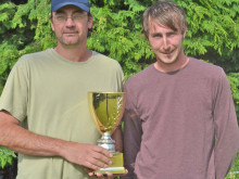 Pair clinch Overthorpe bowls prize