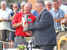 Cleck bowls triumph for Daykin