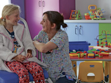 The changing face of child care at Dewsbury Hospital