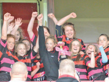Birstall Vic storm to first Bulldogs Pink Cup