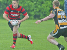 Vic maintain second place aspirations with Hunslet win
