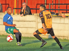 Albion falter against Brighouse as Town suffer first loss