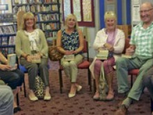 Man Booker coup for library's reading group
