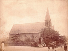 Ravensthorpe church is 150 years young
